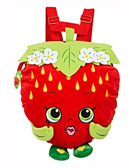 Shopkins Strawberry Plush Backpack