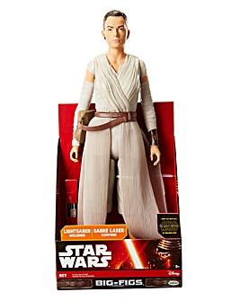 Star Wars Rey Big Fig Action Figure