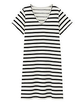 Pretty Secrets Stripe Nightie