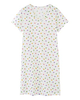 Pretty Secrets Macaroon Nightie