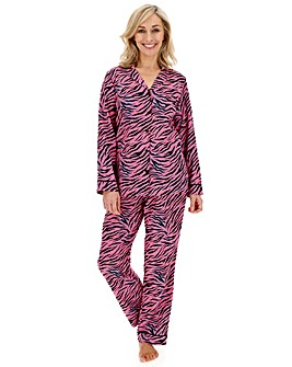 Pretty Secrets Cotton Twill PJ Set