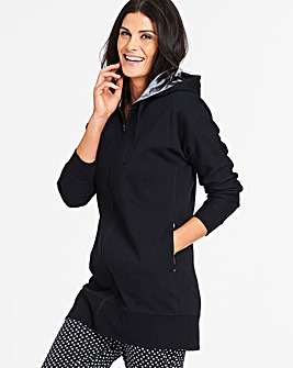 Pretty Secrets Velour Lined Hoodie
