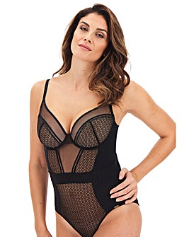 Gossard Graphic Luxe Plunge Body