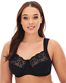 Miss Mary Lovely Lace Wired Bra