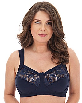Miss Mary Lovely Lace Support Non Wired Bra