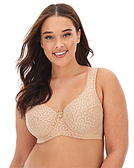 Miss Mary Curly Wired Padded Bra
