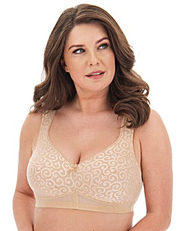 Miss Mary Curly Non wired Padded Bra