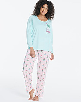 Pretty Secrets Long Sleeve Pj