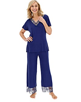 Pretty Secrets Ella Lace Pyjama Set