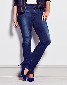 Blue Shape & Sculpt Jeans Regular