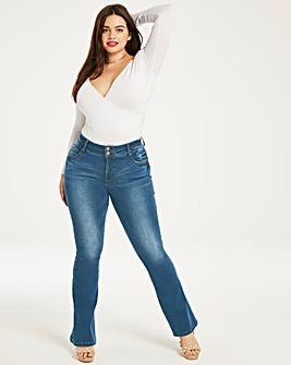 Shape & Sculpt Bootcut Jeans