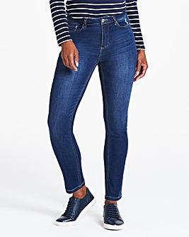 Indigo Eco Slim Leg Jeans With COOLMAX®