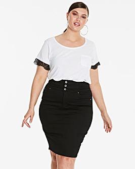 Shape & Sculpt Extra High Waist Skirt