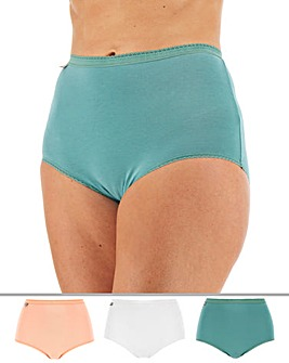 Playtex 3Pack Maxi Briefs