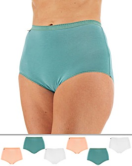 Playtex 6Pack Maxi Briefs