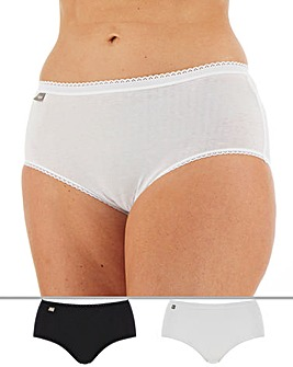 Playtex 2Pack Midi Briefs