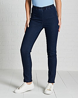 Slim-Leg Jeggings Regular