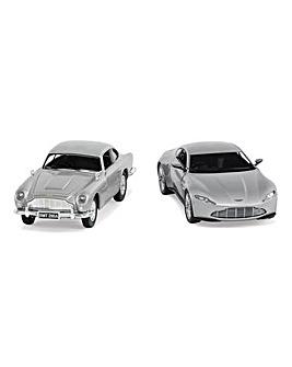 James Bond Aston Martin Twin Pack