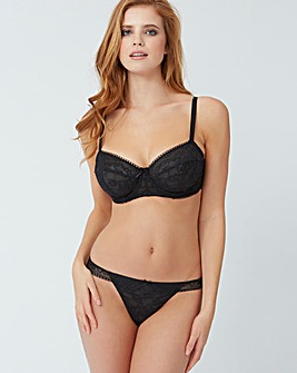 Boux Avenue Lizzie Lace Non Padded Balcony Bra