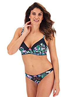 Dorina Curves Eco Tropics Full Cup Wired Bra