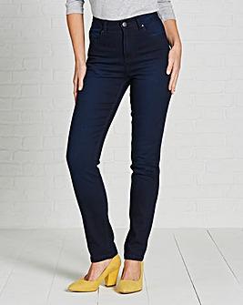 Petite Lexi High Waist Slim Leg Jeans