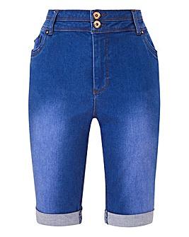 Shape & Sculpt Denim Shorts