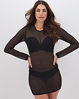Ann Summers Visionary Sheer Mesh Dress
