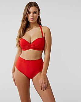 Boux Avenue Frejus Laser Cut Bikini Top