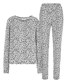 Boux Avenue Printed Soft Touch Twosie