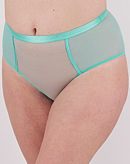 Gabi Fresh Playful Promises Strappy High Waist Brief