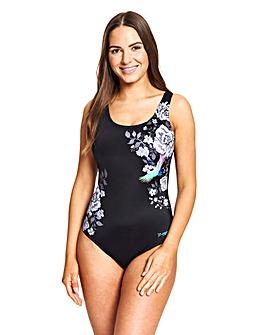 Zoggs Sacura Ecolast Control Swimsuit