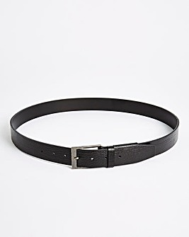 Comfort Stretch Leather Belt