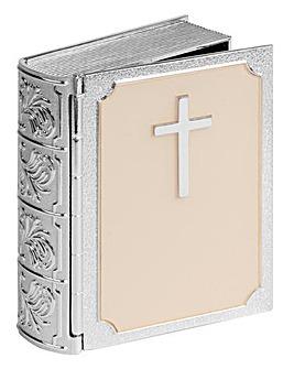 Silver Plated & Epoxy Trinket Box