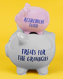Retirement Piggy Savings Fund