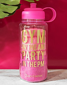 Juicy Couture Gym Water Bottle