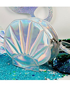 Mermaid Tales Shell Purse