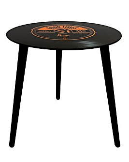 Musicology Record Side Table