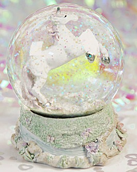 Magic Unicorn Snowglobe
