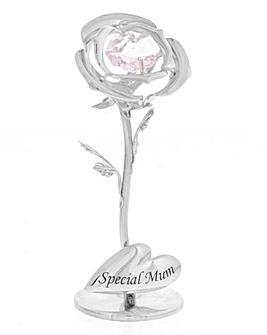 Crystocraft Rose - Special Mum