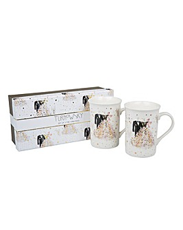 Turnowsky Gift Boxed Wedding Mugs