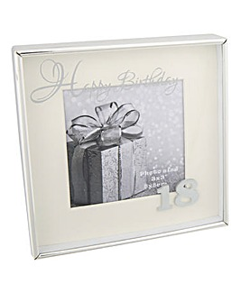 Special Birthday 3x3 Photo Frame