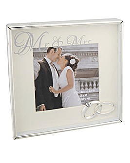 Wedding 3x3 Photo Frame