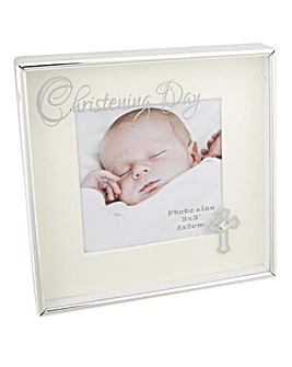 Christening 3x3 Photo Frame