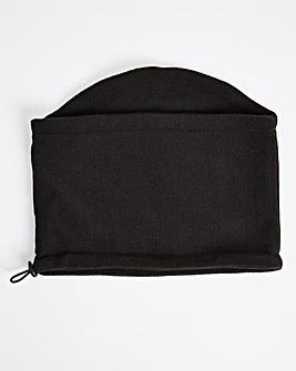 Black Thinsulate Snood