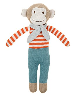 Doodles Knit Milo Monkey