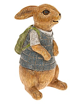 Bunny Standing Figure