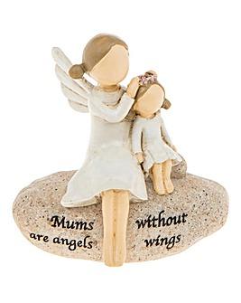 Mum Angel Stone