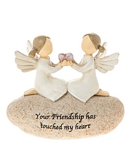 Friendship Angel Stone