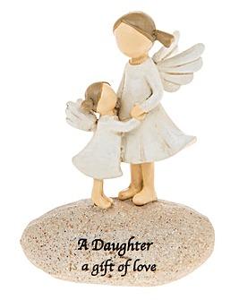 Daughter Angel Stone