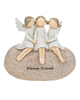 Forever Friends Angel Stone